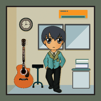 The Music Room | Clipart