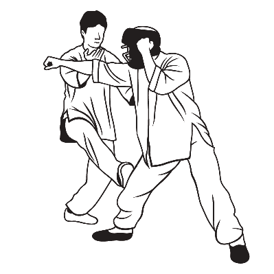 Martial Arts Illustration | Clipart