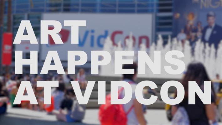 Art Happens at VidCon | The Art Assignment