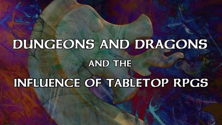 Dungeons & Dragons and the Influence of Tabletop RPGs | Off Book