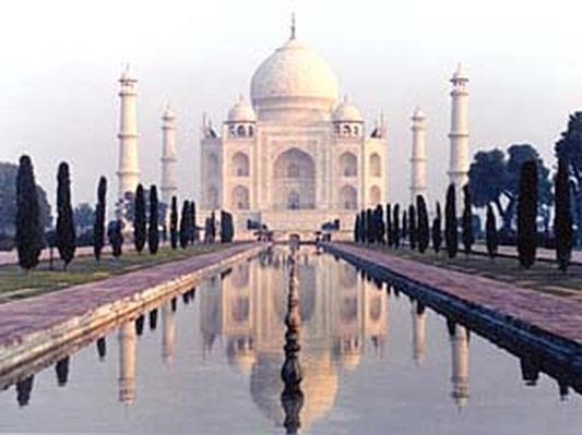 Treasures of the World: Taj Mahal