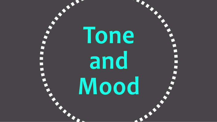 Literary Elements and Techniques: Tone and Mood