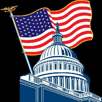 U.S. Capitol Flag | Clipart