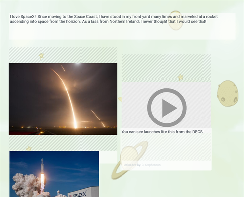 Rocket Launches on the Space Coast!