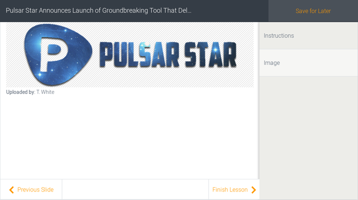 Pulsar Star Announces Launch of Groundbreaking Tool That Delivers Advertising to Business Passersby
