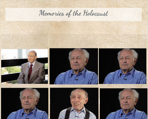What was life like during the holocaust?