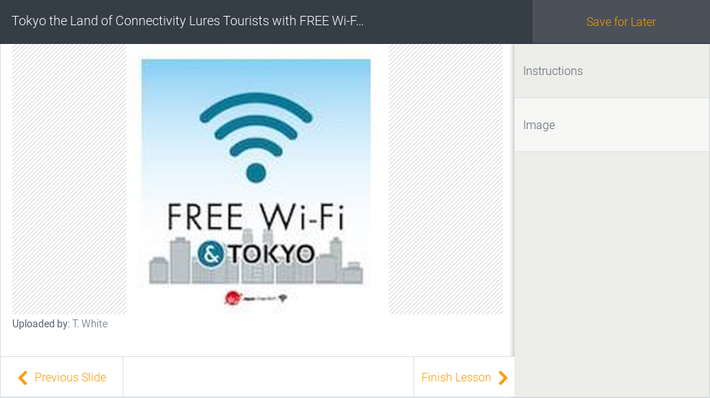 Tokyo the Land of Connectivity Lures Tourists with FREE Wi-Fi