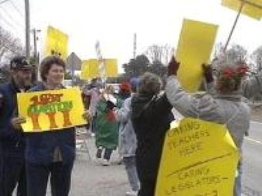 This Week in West Virginia History March 7 | Teacher Strike