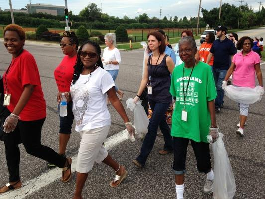 Ferguson Teachers Use Day Off As Opportunity For A Civics Lesson (Audio Only)