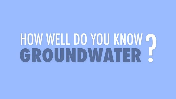 The Groundwater Term Game