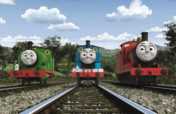 THOMAS AND FRIENDS AUTISM Color Recognition Video