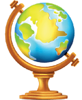 Geographical Globe | Clipart