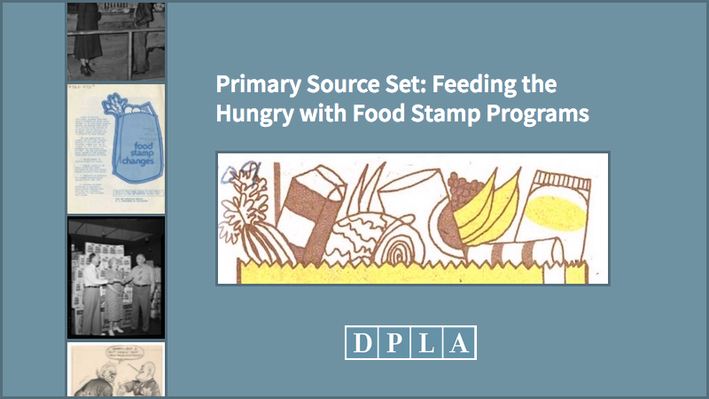 Feeding the Hungry with Food Stamp Programs