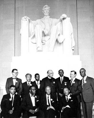 The 50th Anniversary of the March on Washington: Leadership at the March through Music and Speeches