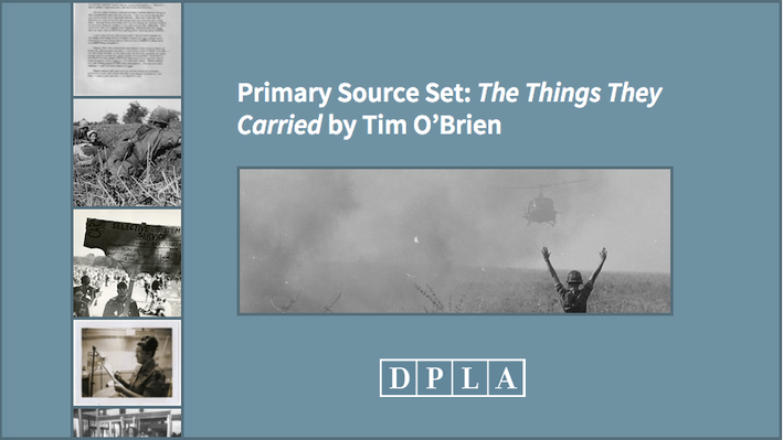 Primary Source Set: The Things They Carried by Tim O'Brien