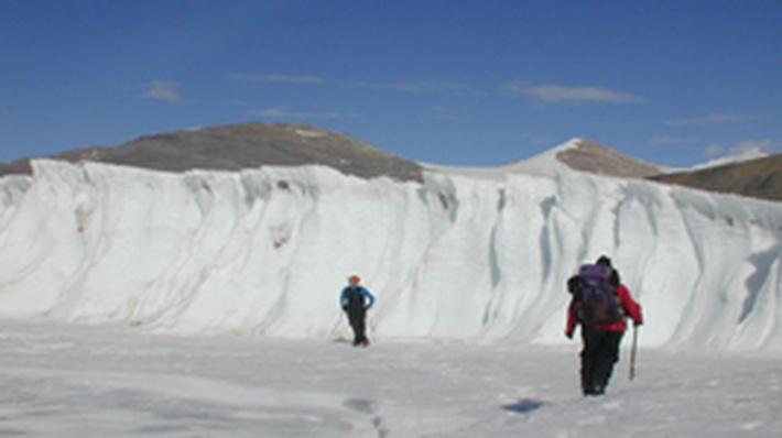 Field Research on Glacial Change
