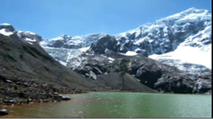 Climate Change Affects Glacial Water Source