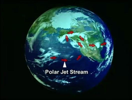 The Effect of Jet Streams on Climate