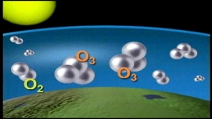 Changes in the Ozone Layer