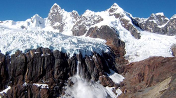 High Altitude Glaciers in the Tropics