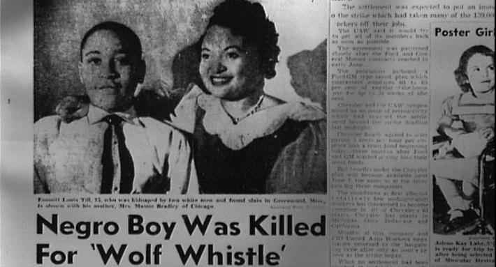 The Murder of Emmett Till- The World Learns of Emmett Till