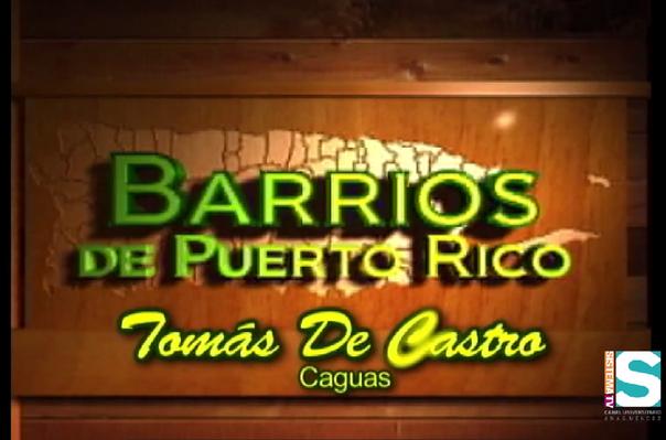 Barrios de Puerto Rico: Barrio Tomás de Castro de Caguas