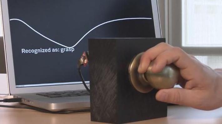 Inside Science | Turning Everyday Objects into Touch-Sensitive Devices