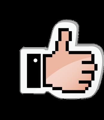 Pixel Hand | Clipart