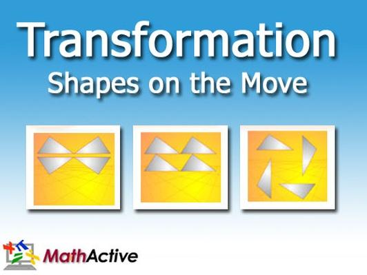 Transformations: Shapes on the Move | Spanish Voice