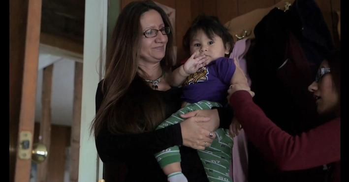 New Law Addresses Domestic Violence on Indian Reservations - Video
