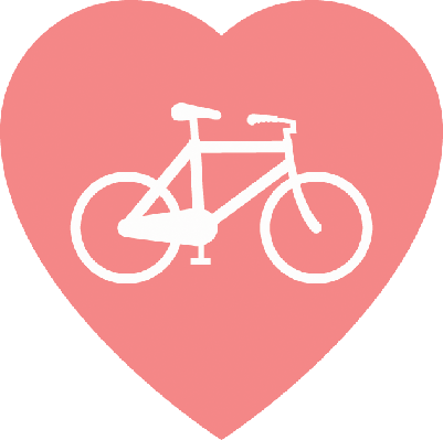 Bikes and Bicycles - Bicycle Love | Clipart