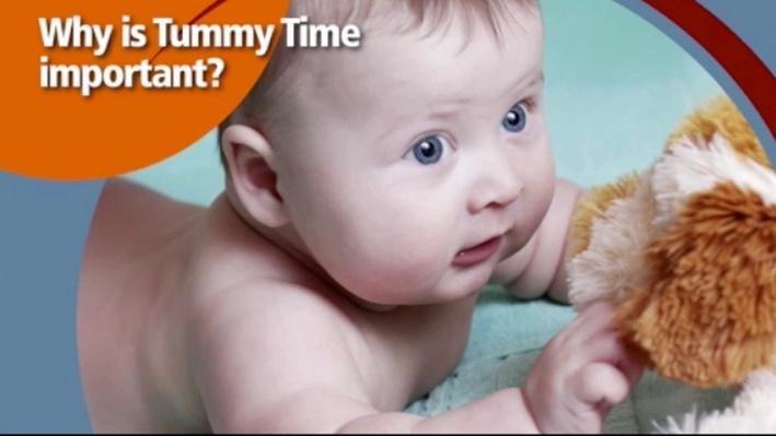 Tummy Time for Babies