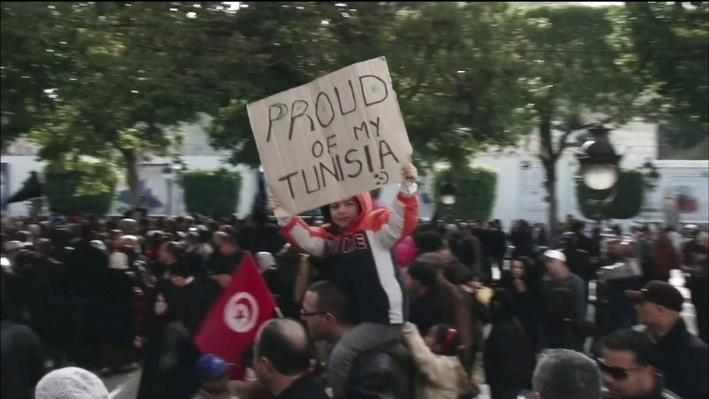 Tunisia, birthplace of the Arab Spring, struggles to reset its democracy Video