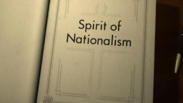 Spirit of Nationalism   American Passages: Overview