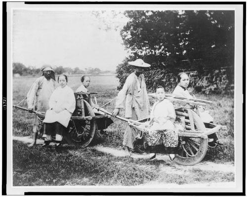 Chinese Wheelbarrows