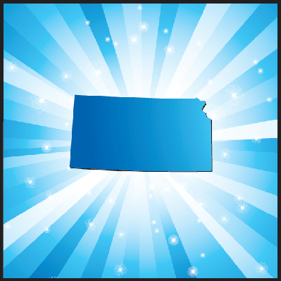Blue Kansas | Clipart