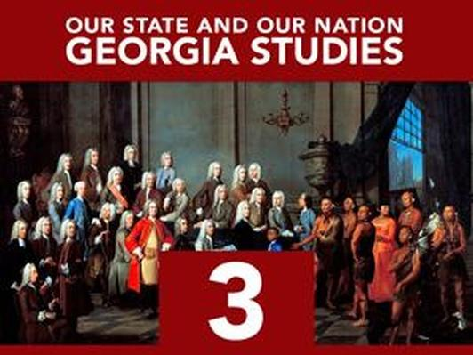 Unit 3: Colonial Georgia