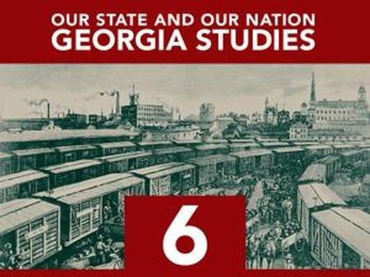 Unit 6: Georgia Enters the Second Century