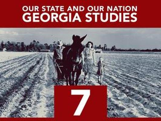 Unit 7: Rise of Modern Georgia