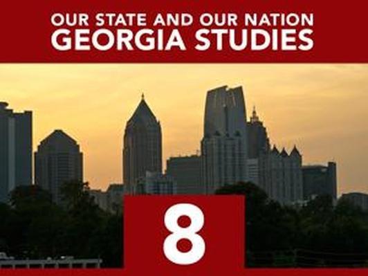 Unit 8: Modern Georgia