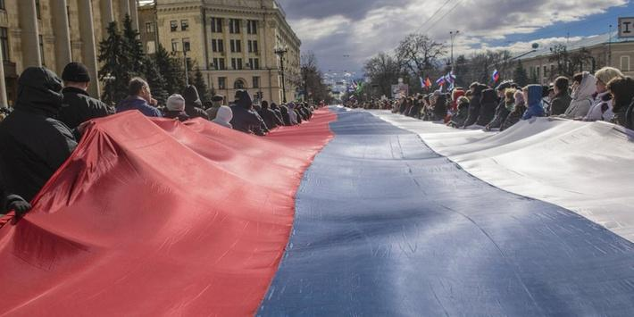Crimea Votes in Favor of Joining Russia