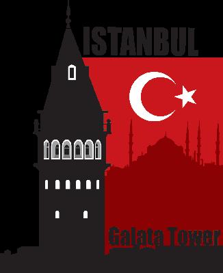Galata Tower | Clipart