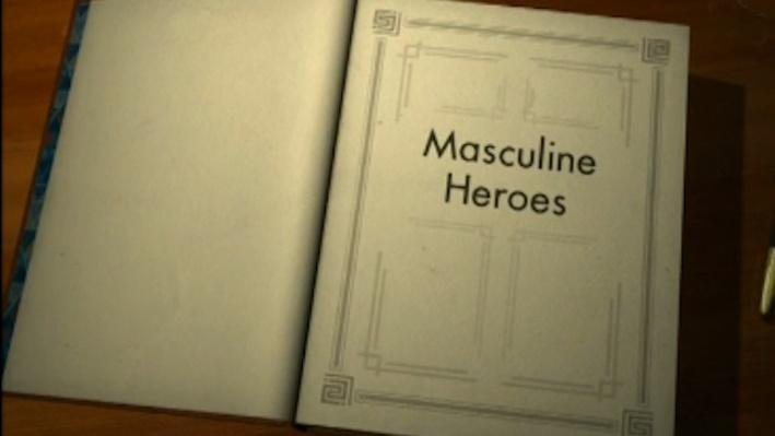 Masculine Heroes | American Passages: Bibliography and Resources