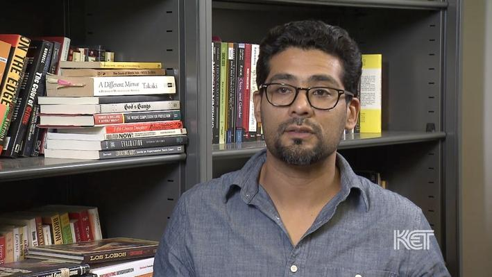 School-to-Prison Pipeline: Dr. Victor Rios | Dropping Back In