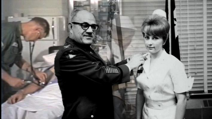 Experiences of a Nurse During the Vietnam War