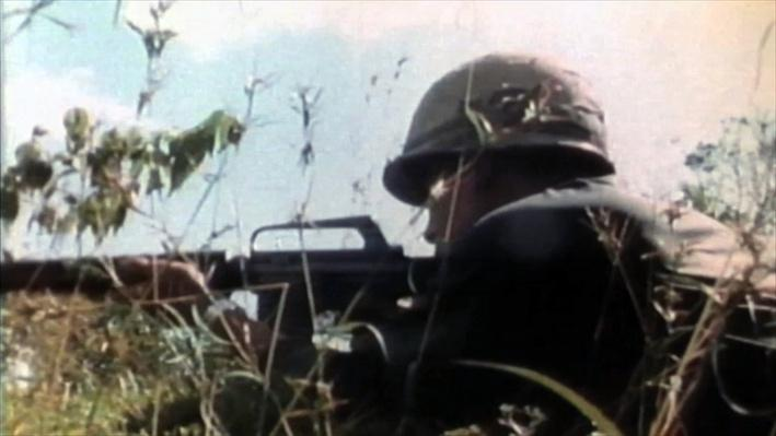 U.S. Veteran Describes Fighting in the Vietnam War