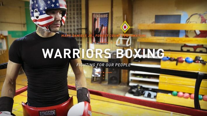 Warriors Boxing | The Ways