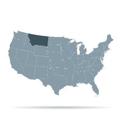U.S. States - Montana | Clipart