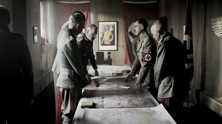 Reconstructing the Seigfried Line After D-Day | Nazi Mega Weapons: The Seigfried Line