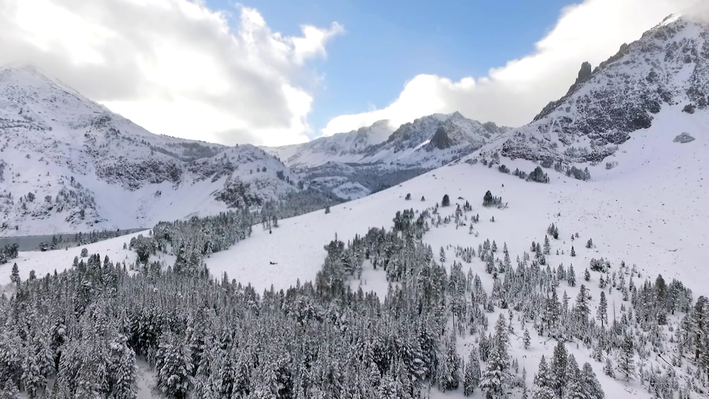 Climate Change is Shrinking the Sierra Nevada Snowpack
